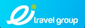 EI Travel Logo Blue